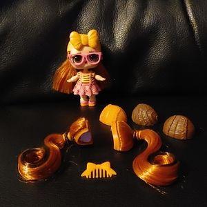 BOGO🌺Host Pick🌺L.O.L Hair Vibes Peanut Buttah